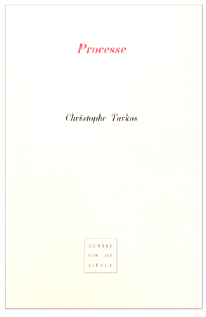 Christophe Tarkos | Processe