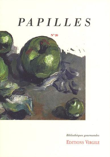 Papilles n°20   Culture et Patrimoine gourmands