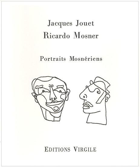 Jacques Jouet | Portraits Mosnériens