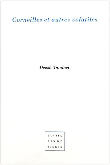 Dezso Tandori | Corneilles et autres volatiles