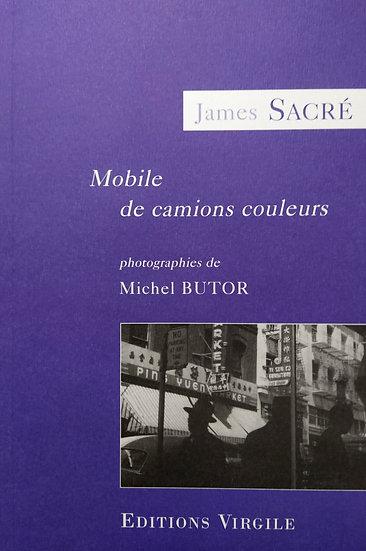 James Sacré | Mobile de camions couleurs