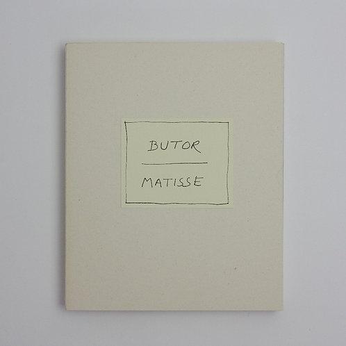 BUTOR - Cantique de Matisse