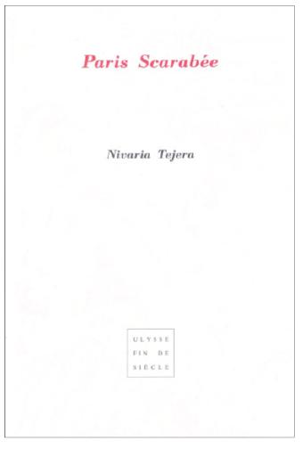 Nivaria Tejera | Paris Scarabée