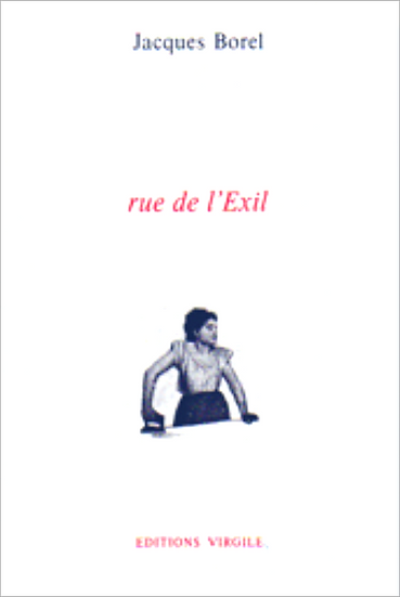 Jacques Borel | rue de l'exil