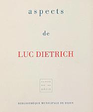 Luc Dietrich | aspects de Luc Dietrich
