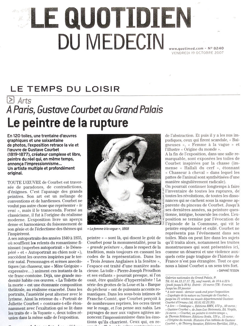La quotidien du médecin - Michel Butor