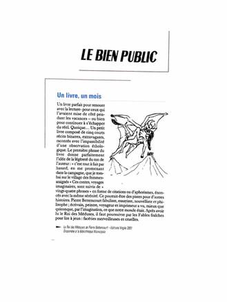 Le bien public - Pierre Bettencourt