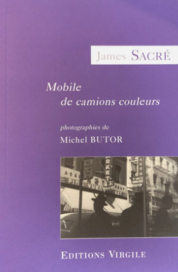 James Sacré | Mobile de camions couleurs