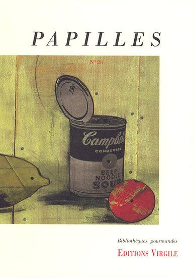 Papilles n°23 | Culture et Patrimoine gourmands