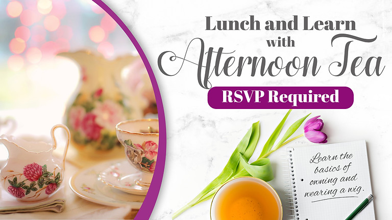 Lunch and Learn with Afternoon Tea  (Frederick Md)