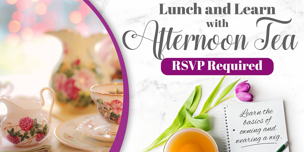 Lunch and Learn with Afternoon Tea (Winter Park FL)