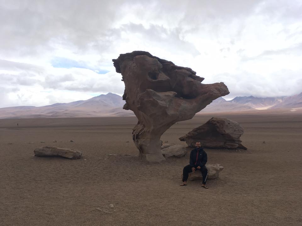 Arbol del Piedra - Bolivia