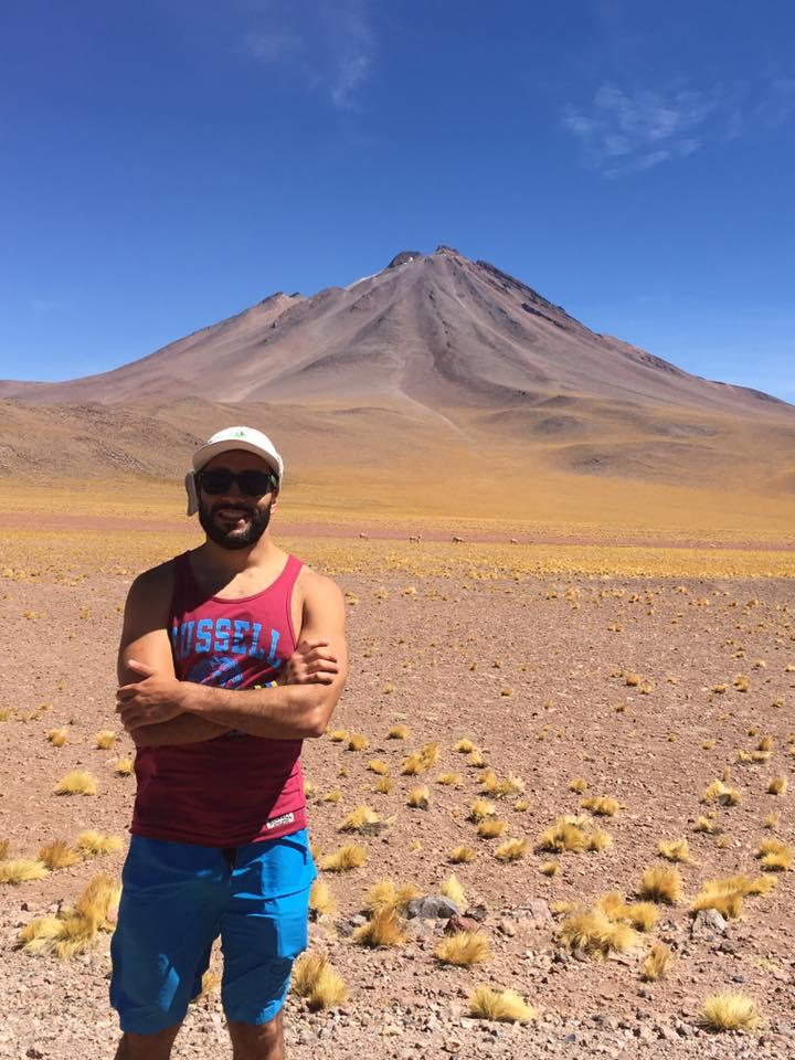 Volcano - Chile