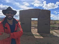 Portada del Sol -  Bolivia
