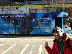 Monash University, 2014 - Austrália
