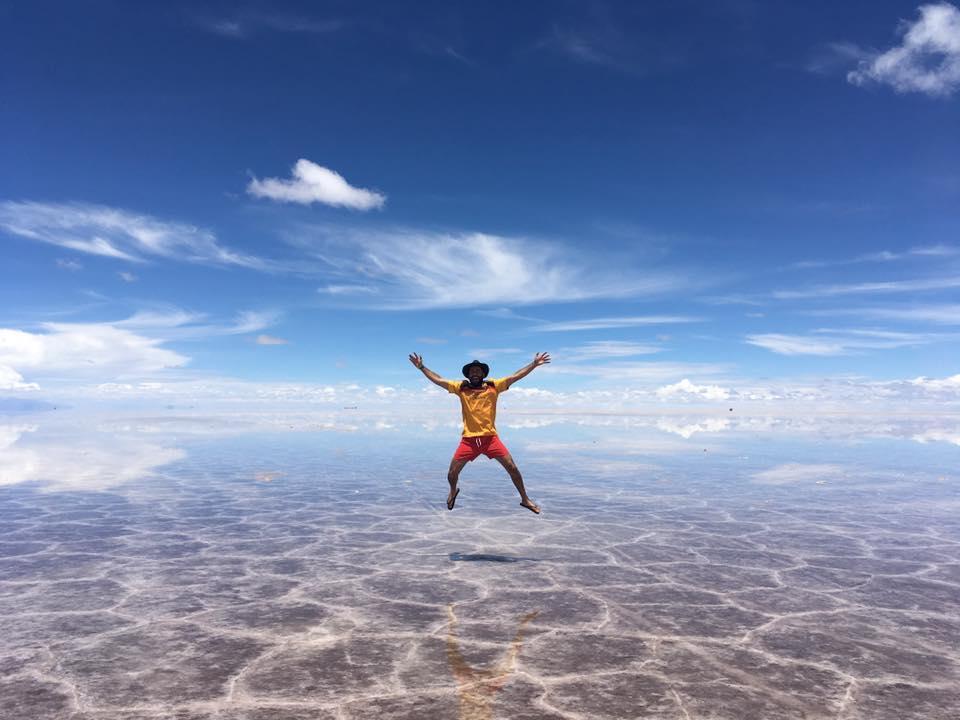 Salar del Uyuni - Bolivia