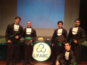 Colação BC&T - UFABC 2013
