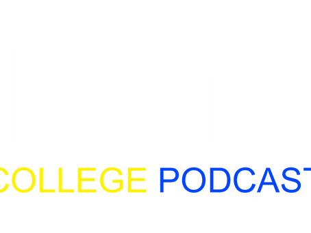 National College Podcast on its way!