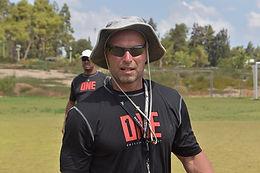 Israel Football Coach Tim