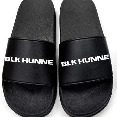 BLK HUNNE Slides