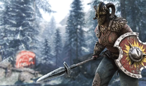 For Honor's Valkyrie.