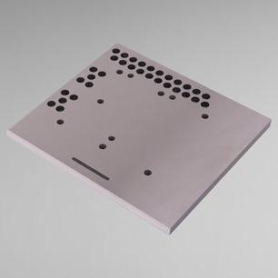 CAP Chamber plate