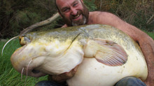 last 3 months fishing with ebro carp fishing