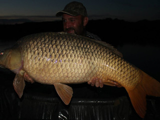 early august fishing with ebro carp fishing