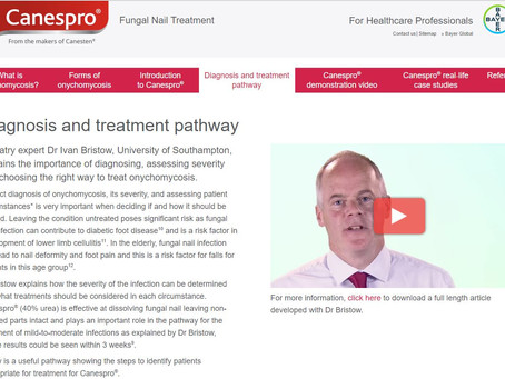Diagnosing & Managing Fungal Infections Video