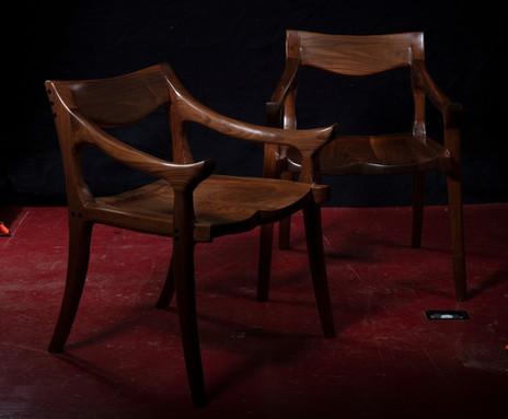 Two Nashoba Armchairs