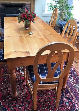 Fletcher Farmhouse Table