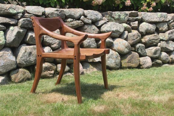 Nashoba Maloof-Inspired Armchair