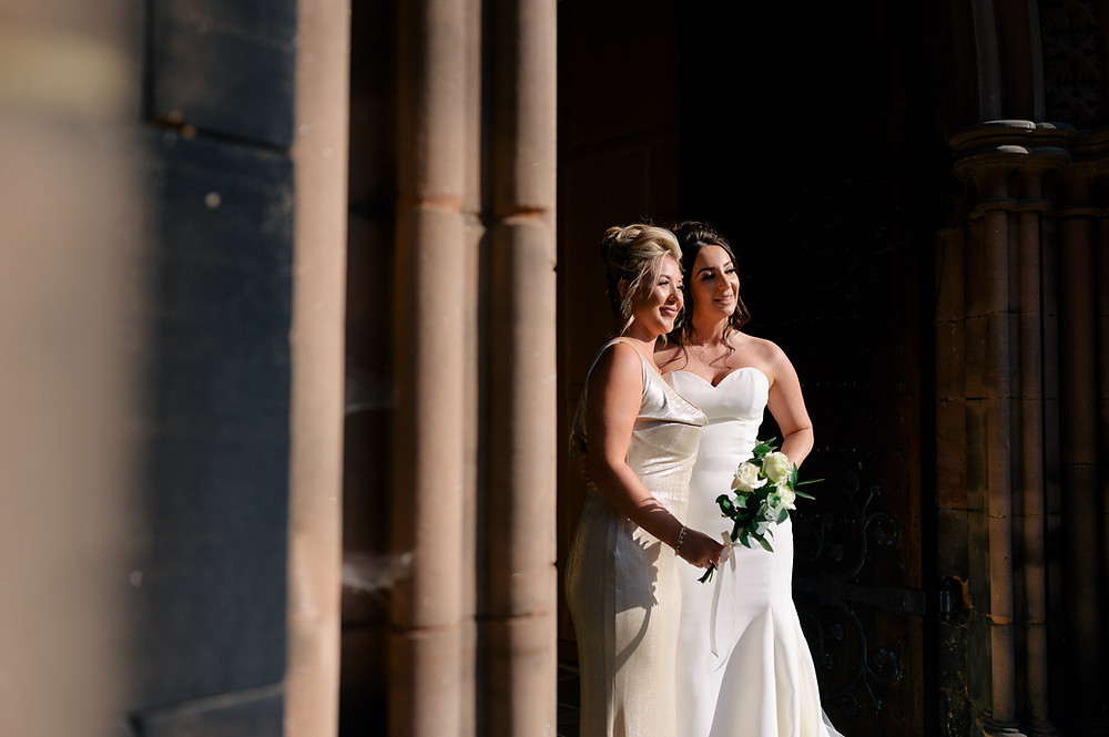Cheshire Woodland Weddings Photography