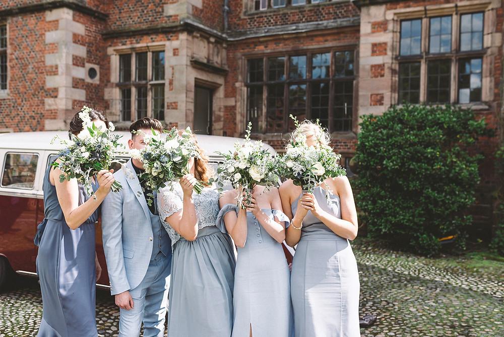 Wrenbury Hall Wedding Photography, Rookery Hall Weddings