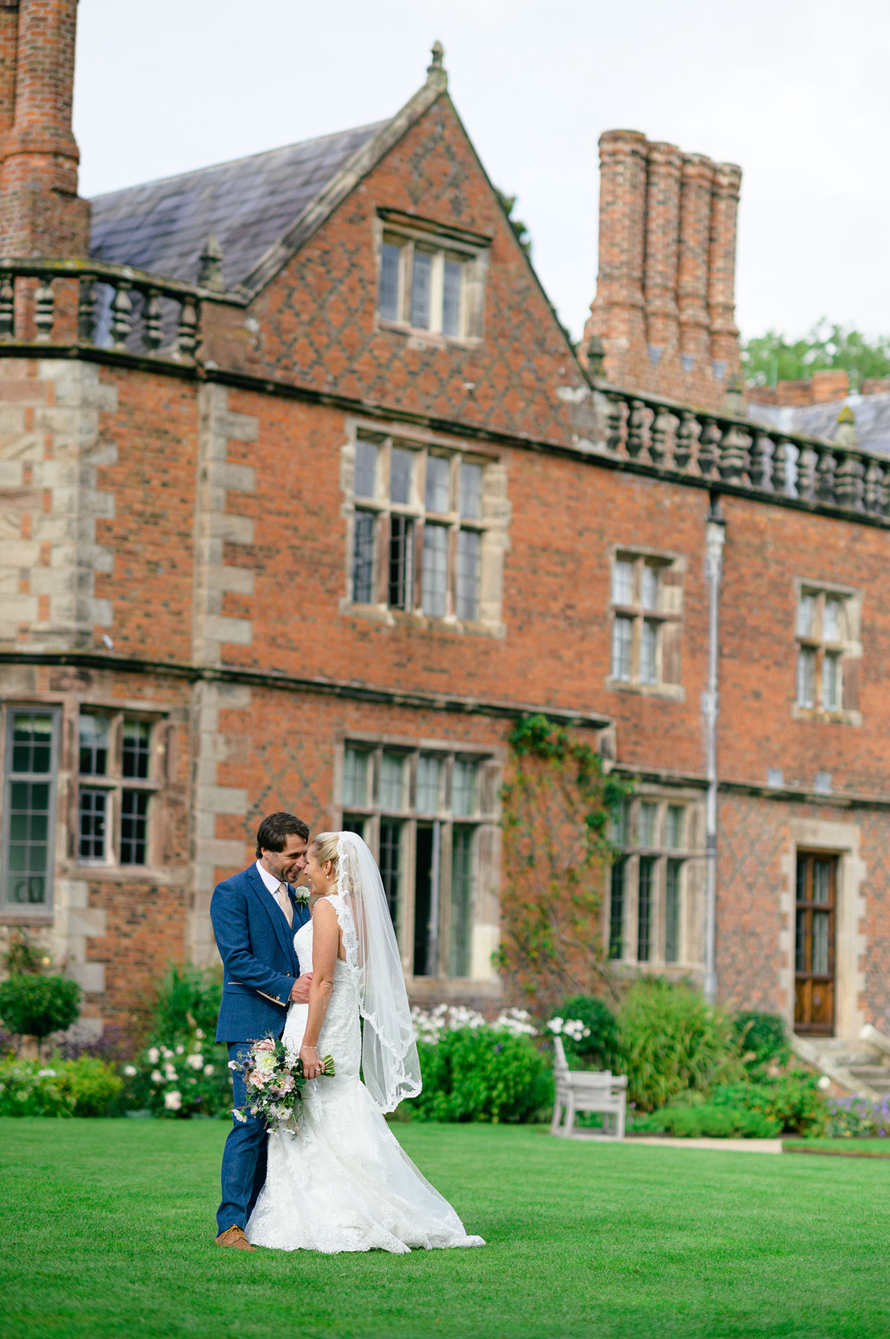 Dorfold Hall Wedding Photographer