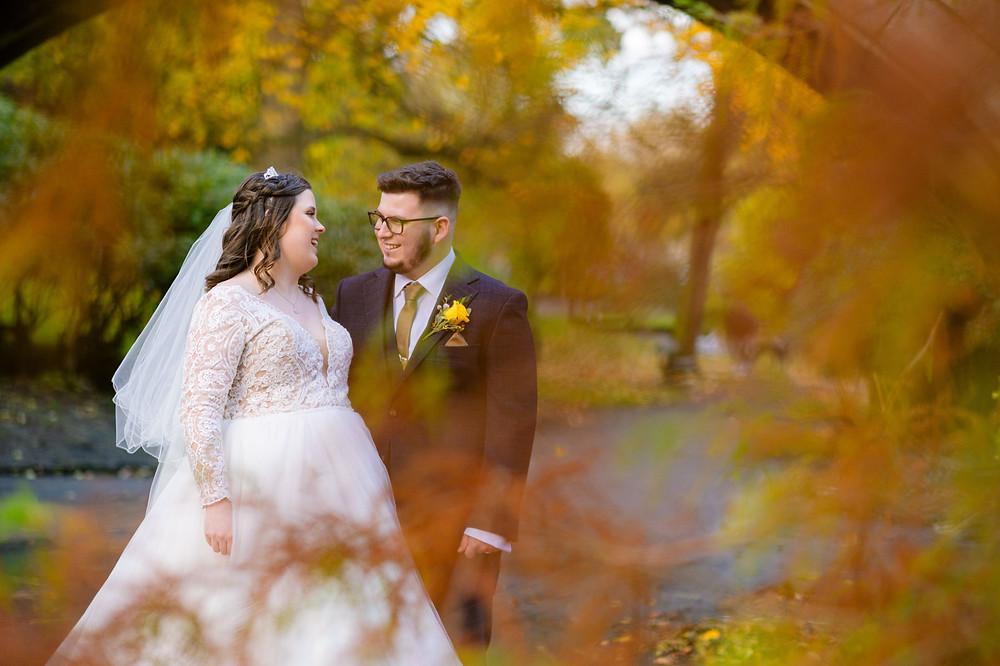 Cheshire Woodland Wedding Photographer, Combermere Abbey Wedding Photographer,