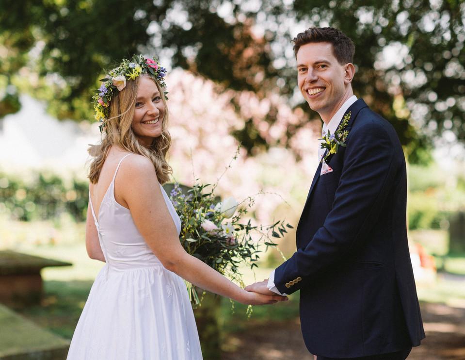 Wrenbury Wedding Photography