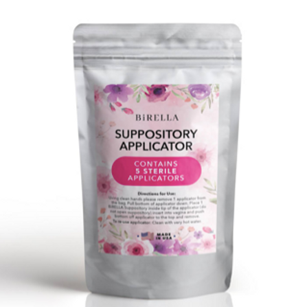 BiRELLA Suppository Applicator