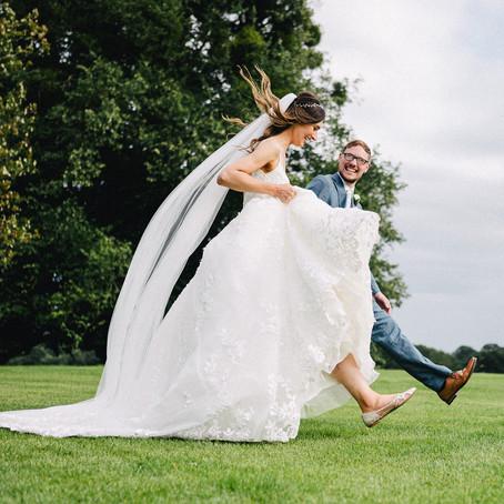 Dorfold Hall Wedding Photography: Mr & Mrs Broughton