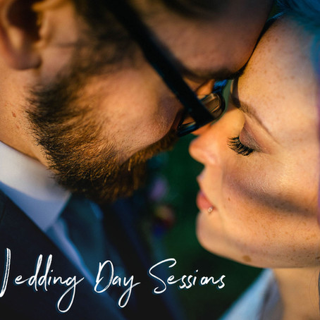 NEW: Cheshire Wedding Day Sessions