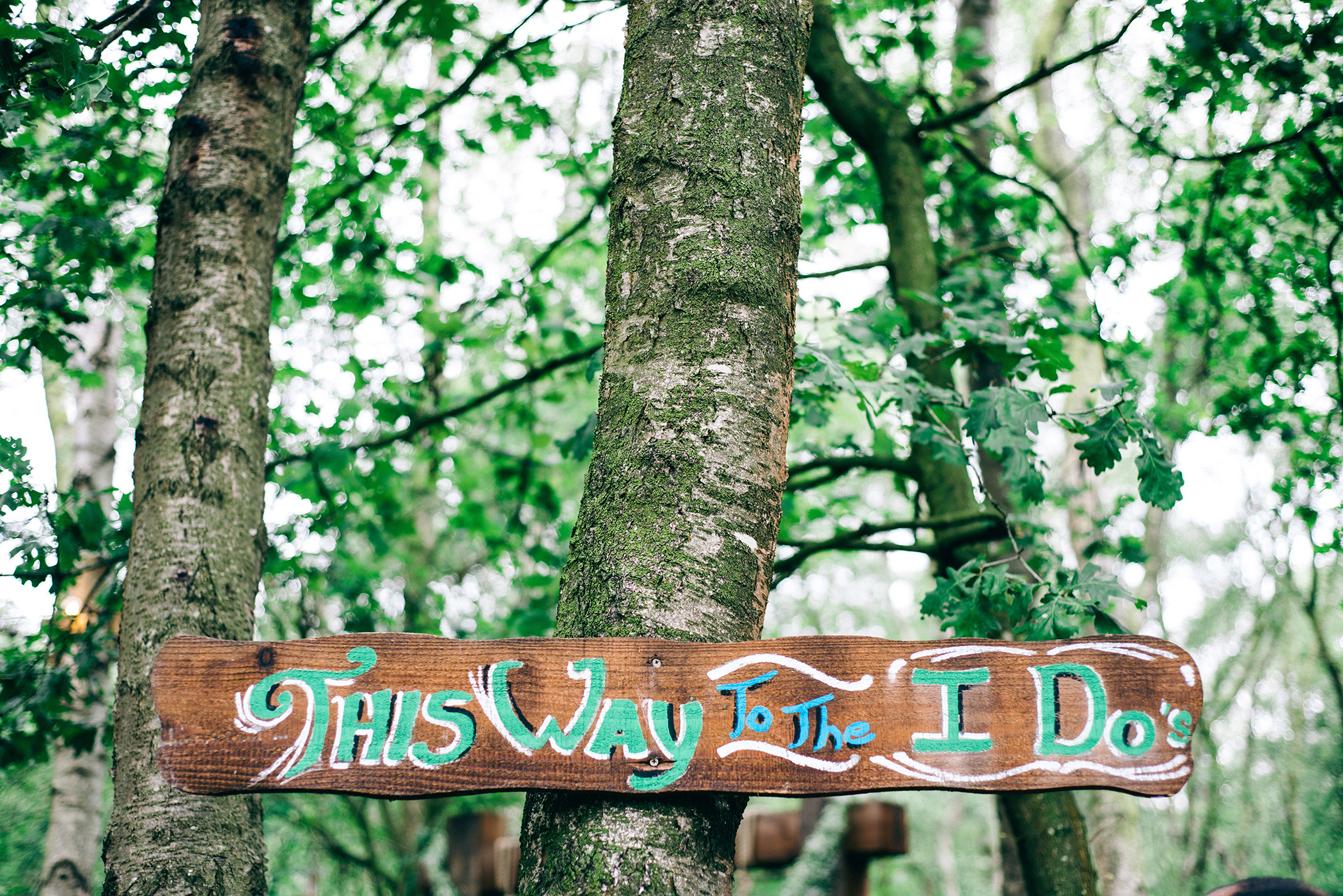 Cheshire Woodland Weddings Venue