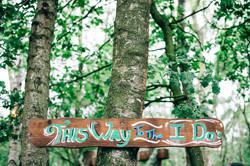 Cheshire Woodland Weddings Venue