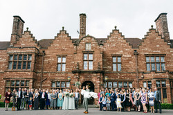 Wrenbury Hall Wedding Venue