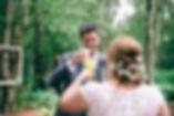 Cheshire woodland weddings blakemere, cheshire woodland wedding photographer, epps photography