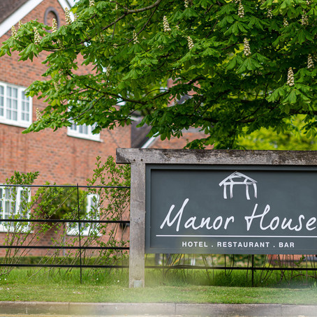 Commercial Photography: Manor House Hotel Alsager