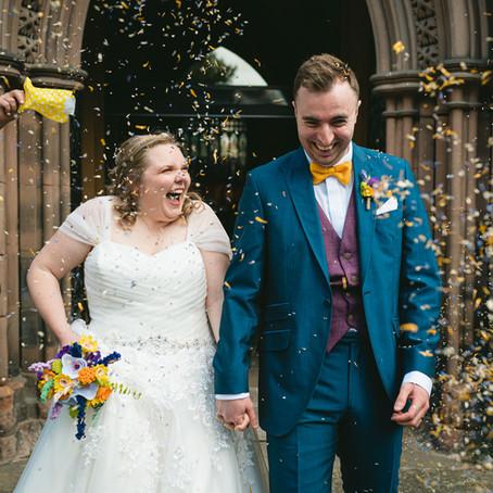 Nantwich Wedding Photography: Mr & Mrs Phillips