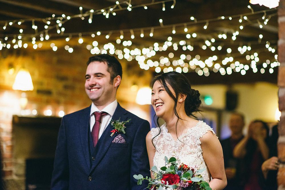 Slaters Country Inn Wedding Photographer
