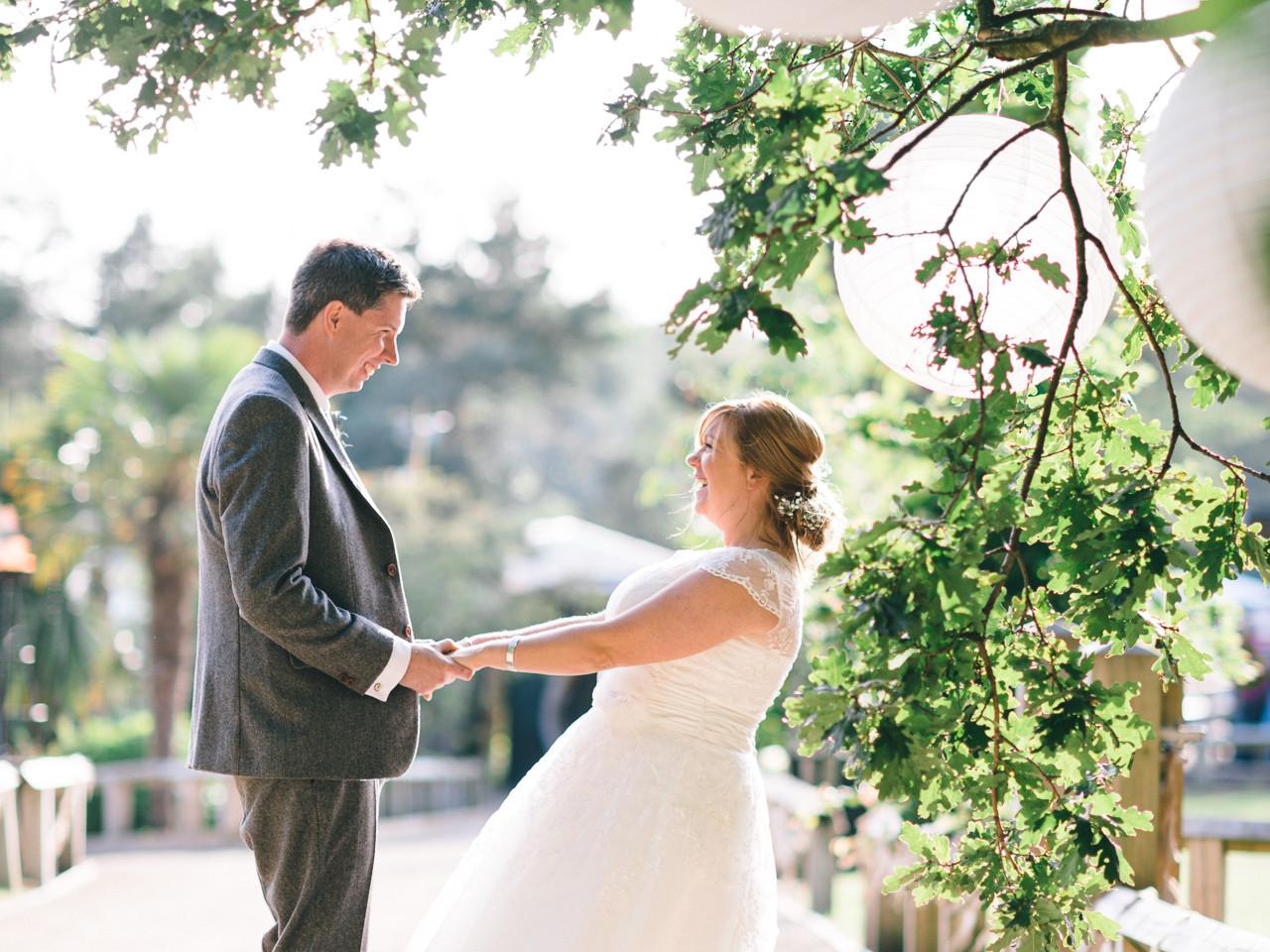 Cheshire Woodland Wedding Photography