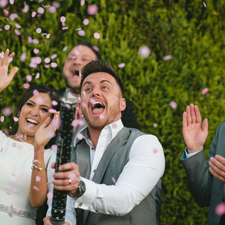 Nantwich Wedding Photography: Mr & Mrs Pattinson
