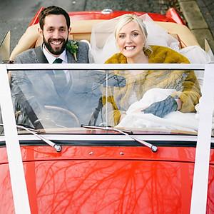 Mr & Mrs Carmichael